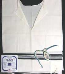 talit katan wool tallit katan with techelet string for men and women