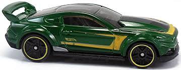 Mustang Black And Green Custom U002715 Ford Mustang 74mm 2015 Wheels Newsletter