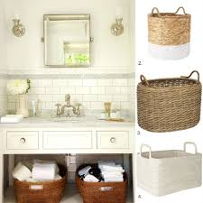 Laundry Room Basket Storage by Basket Storage Ideas For Your Home Diy Decorator