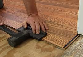 stylish easiest way to install laminate flooring install a