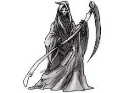 how to draw a grim reaper step by step drawingnow