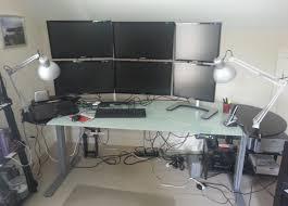 Diy Glass Desk Desk Glass Desk Benevolently Buy Computer Desk Amazing Glass