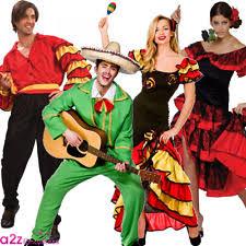 mens spanish fancy dress ebay