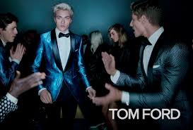 tom ford lucky blue smith for tom ford 2016 summer caign