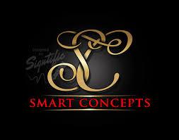 design logo elegant monogram initials logo elegant gold initials logo custom