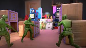 Games Like Capture The Flag The Mean Greens Plastic Warfare On Steam