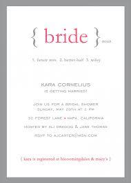 Bridal Invitation Cards Bridal Shower Invitations Cards Define Bride By Mink Mink Cards