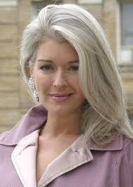 hair color trends over 50 latest hair color trends of 2016 for old women dull silver color