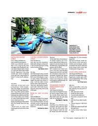 bengkel lexus di jakarta mobilmotor magazine ed 17 august 2015 scoop
