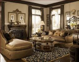 tuscany living room black leather arms chair and ottoman best