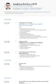 Sample Resume Engineering by Download Field Engineer Sample Resume Haadyaooverbayresort Com
