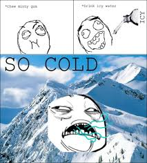 So Cold Meme - funny quotes about it being cold funny quotes pinterest cold