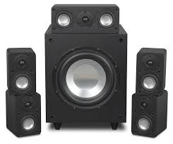 home theater systems pictures rbh sound cinema 5 compact home theater system