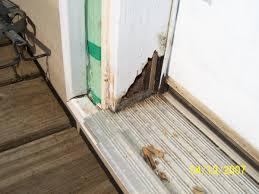 Replace Exterior Door Frame Fixing Rotting Exterior Door Frame