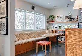 long window seat home design
