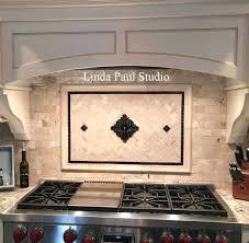 backsplash medallions kitchen kitchen backsplash medallions ideas with tile medallion images