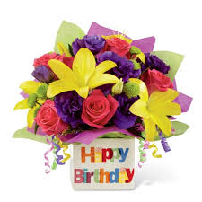 flowers birthday the ftd happy birthday bouquet at send flowers