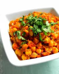 comment cuisiner des pois chiches curry de pois chiches à l indienne une plume dans la cuisine