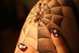 30 killer spider web tattoo designs creativefan
