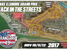 grand map lake elsinore grand prix 2017 course map released lake elsinore