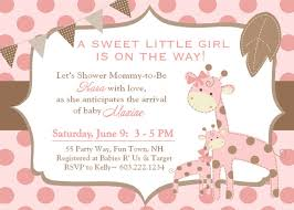 baby shower giraffe giraffe baby shower invitation girl invitation giraffe baby shower