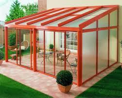 verande in plastica chiusura balconi e verande con tende pvc cristal infissi