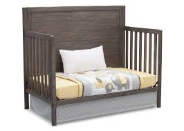 Bedroom Side View by Cambridge 4 In 1 Crib Delta Children U0027s Products