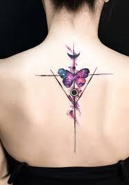 best 25 butterfly tattoos on back ideas on black