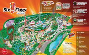 Six Flags New England Park Map Six Flags Map Fok Nl Nieuws Fok Kers Bereizen Alle Spoorlijnen In