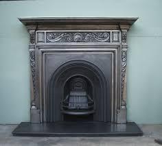 antique metal fireplace surround part 42 antique cast iron