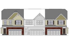 Townhouse Plans For Sale New Townhomes For Sale In Albany Ny Alexander Townhome End Unit