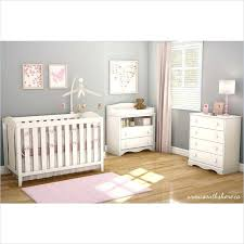 white baby cribs with changing table