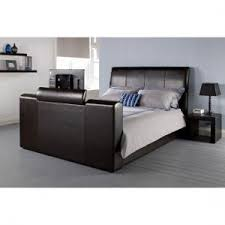 tv beds super king tv bed frame furniture in fashion