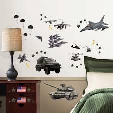 wall decals murals decor the home depot military piece wall decal