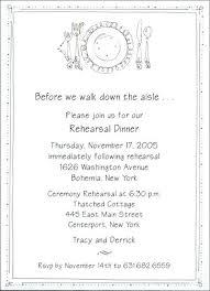 rehearsal dinner invitation wording wedding rehearsal invitation wording and rehearsal dinner