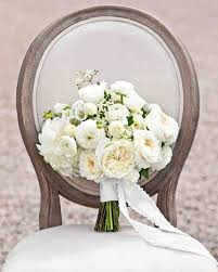 white bouquet heat resistant wedding bouquets for summer martha