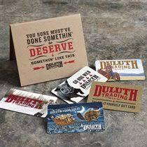 gift cards for men gift cards for men personal gift cards and gift bags duluth trading