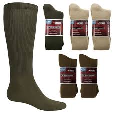 5 pack onyx x system 18 u201d tall mens boot socks shoe size large 8 11