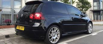 this used edition 30 is an anniversary vw golf gti that won u0027t cost