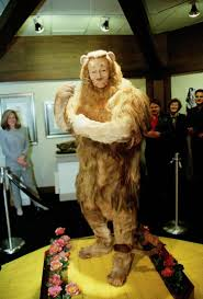 Cowardly Lion Costume Wizard Of Oz U0027 Cowardly Lion Costume Up For Sale Ny Daily News