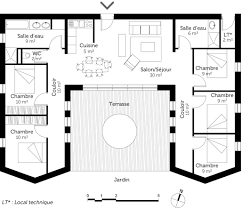 plan maison 7 chambres plan maison 5 chambres individuelle 79 habitat concept homewreckr co