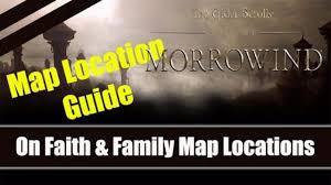 Morrowind Map Elder Scrolls Online Morrowind Map Locations For The Quest On