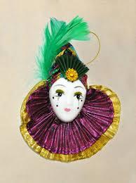 beautiful mardi gras masks beautiful mardi gras mask ornament decorations from by the