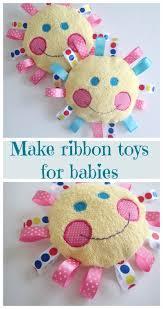 baby ribbon for babies handmade baby toys baby toys handmade