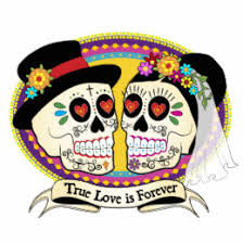 sugar skull cake topper sugar skull photo statuettes cutouts sculptures zazzle