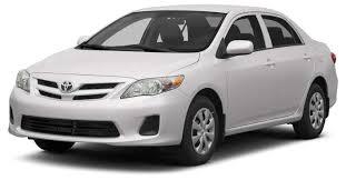 toyota l vs le 2013 toyota corolla l 4dr sedan information