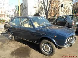 alfa romeo alfetta 1 8 prima serie alfa romeo pinterest cars
