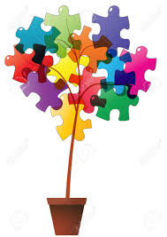 puzzle tree stock photos royalty free puzzle tree images and pictures
