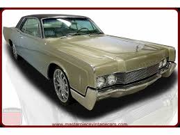Lincoln Continental Matrix 1966 Lincoln Continental For Sale On Classiccars Com 14 Available