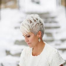 white hair over 65 chic over 50 pixie pinterest 50th hair style and short hair